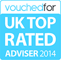 Vouched For Adviser 2014