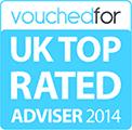 Vouched For Adviser 2014